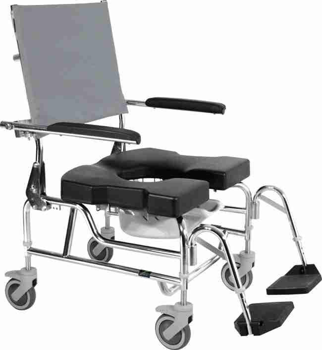 Raz AP-600 Rehab Shower Commode Chair