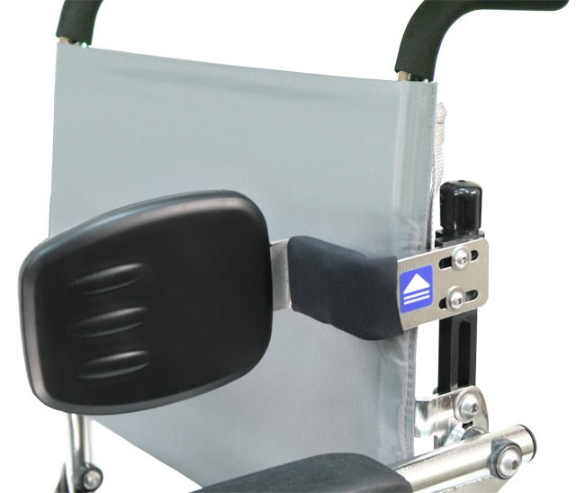 RAZ-APSP Rehab Shower Commode Chairs Lateral