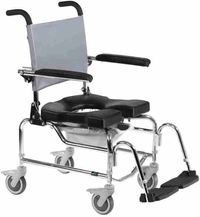 Raz AP Shower Commode Chair. RAZ AP Rehab Shower Commode Chair   Rehab Shower Commode Chairs