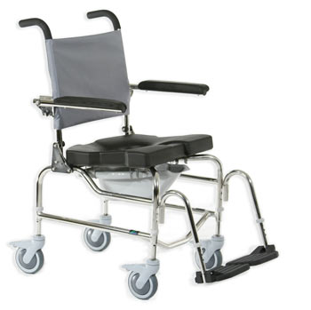 RAZ-AP Rehab Shower Commode Chairs