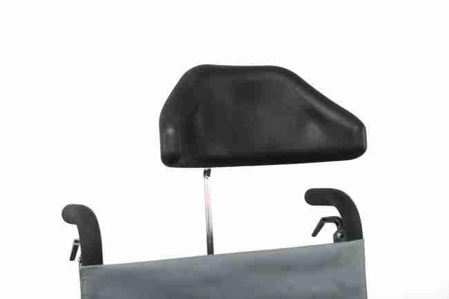 Large Headrest RAZ Rehab Shower Commode Chairs