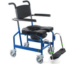 Jaz-AP Rehab Shower Commode Chairs
