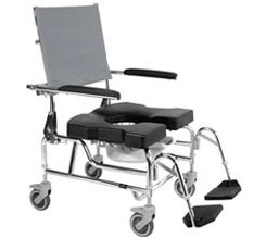 Raz-AP600 Rehab Shower Commode Chairs