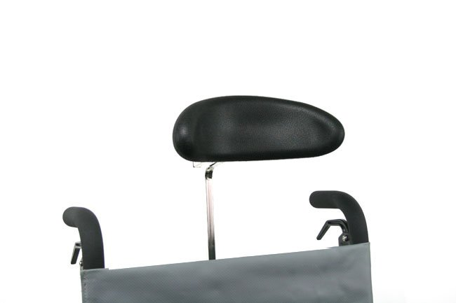 Small Headrest RAZ Rehab Shower Commode Chairs