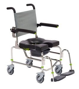 RAZ-AP Rehab Shower Commode Chair