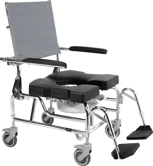 Raz AP-600 Rehab Shower Commode Chair