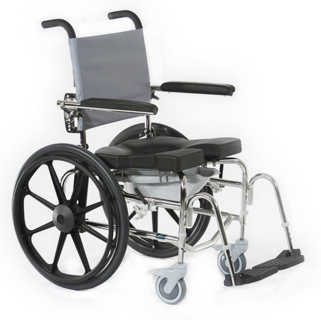 Raz-SP Rehab Shower Commode Chairs