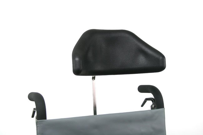 Large Headrest RAZ Rehab Shower Commode Chairs