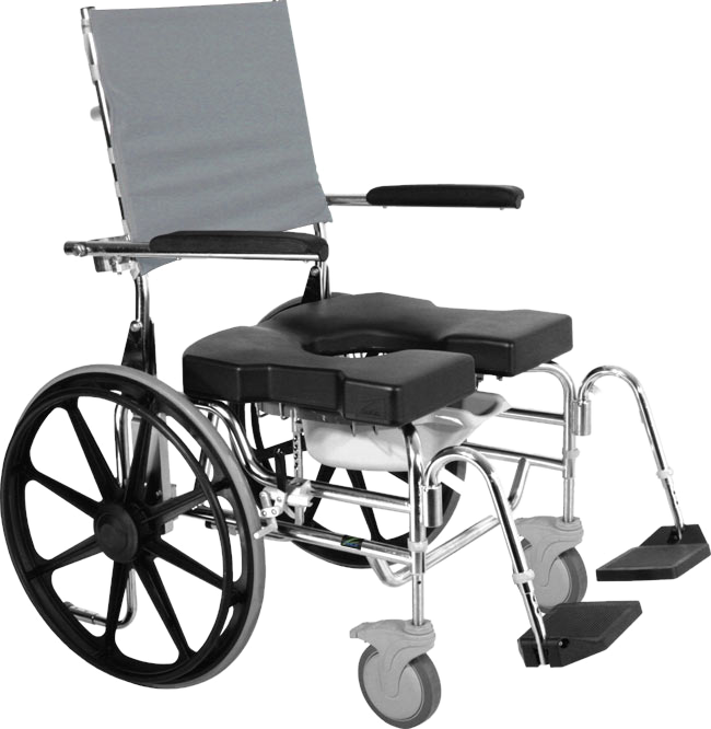 SP600 Rehab Shower Commode Chair