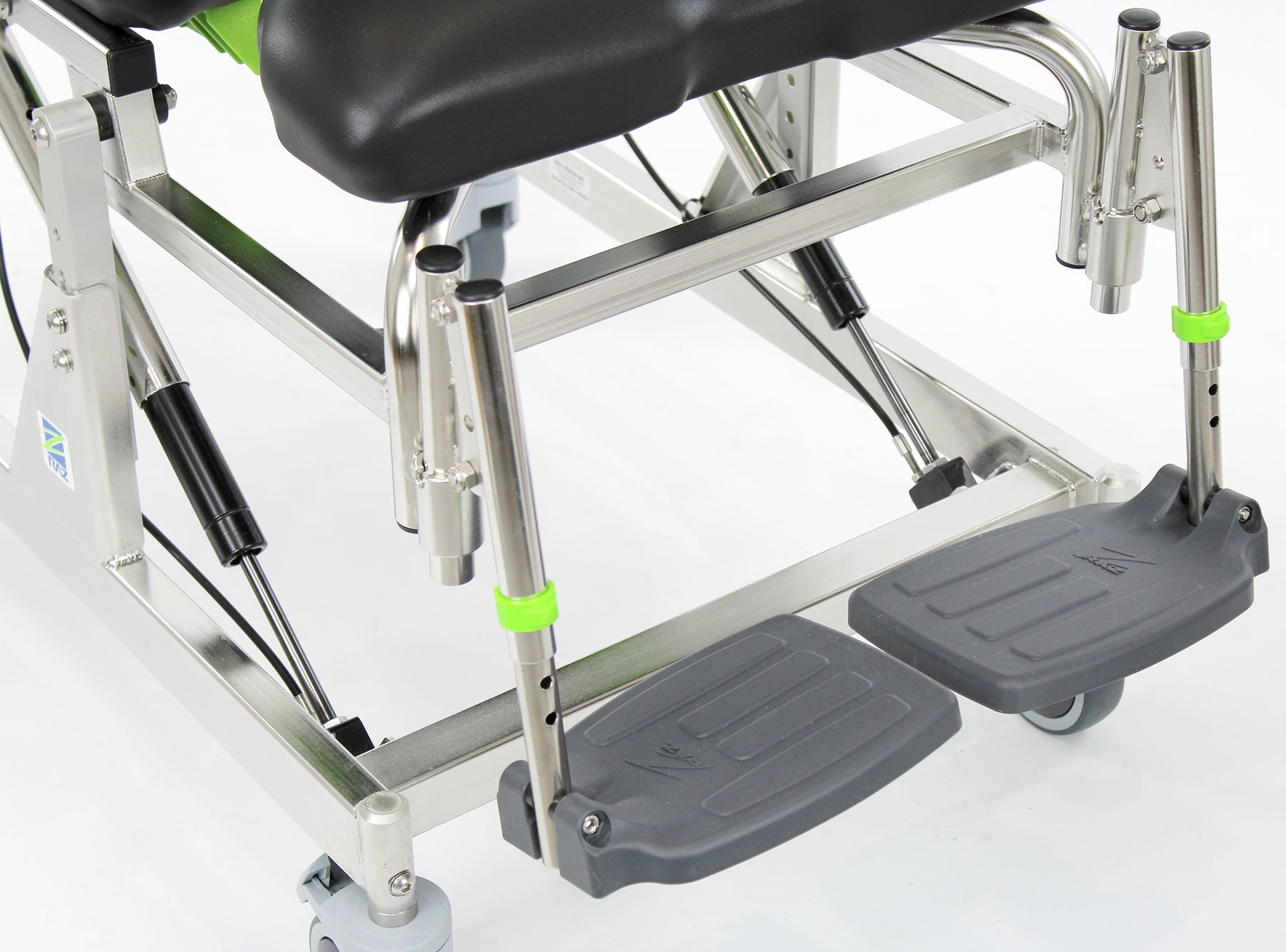 MFX-12 Footrests