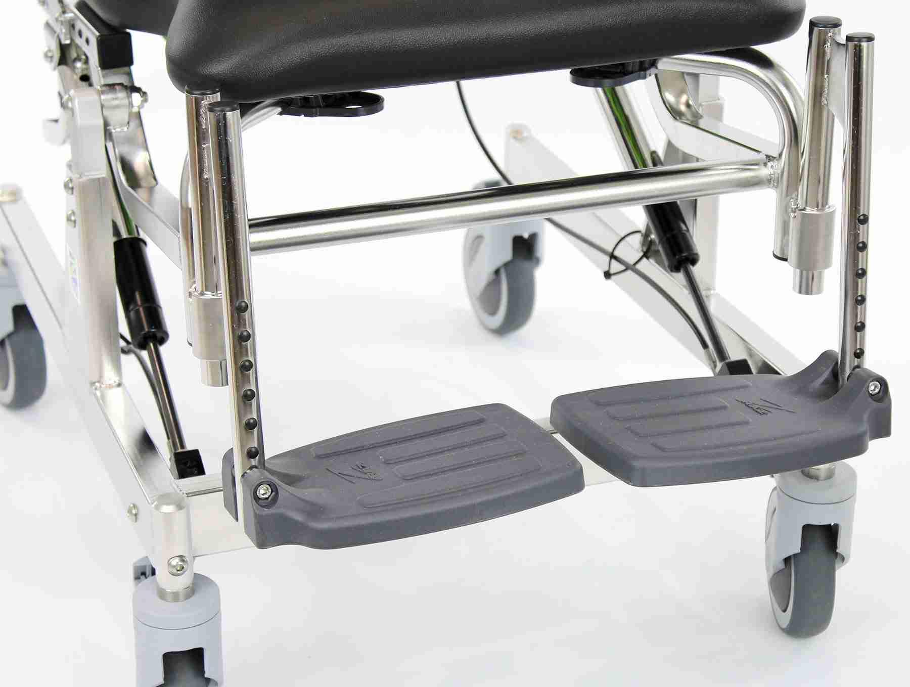 MFX-8 Footrests