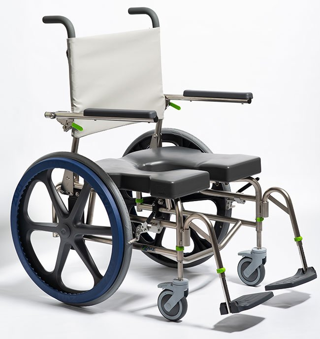Raz Sp600 (self propelled shower commode chair)
