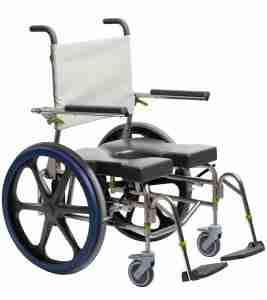 Raz-SP600 Self Propel – Bariatric Shower Commode Chair